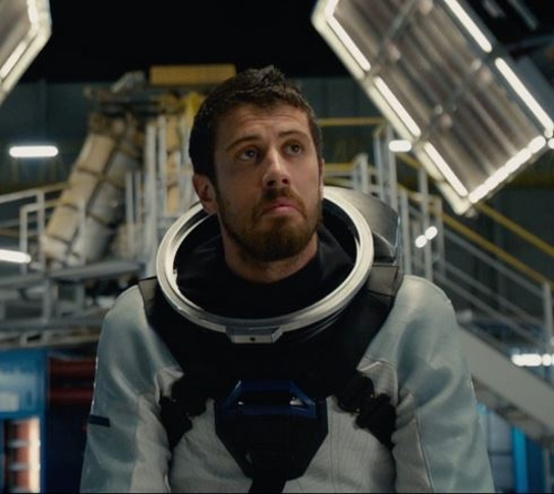 Custom Made Astronaut Suit (Victor Domashev) by George L. Little (Costume Designer) in Fantastic Four