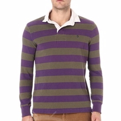 Striped Rugby Top by Ralph Lauren in Silicon Valley