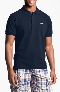 'L1212' Piqué Polo Shirt by Lacoste in Ballers