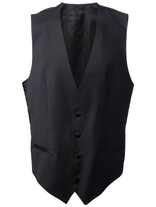 Classic Waistcoat by Dolce & Gabbana in Yves Saint Laurent
