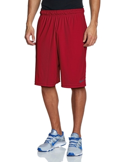 Dri-Fit Fly Short by Nike in Rosewood