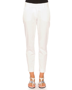 Kim Flat-Front Ankle Pants by Piazza Sempione in The Second Best Exotic Marigold Hotel