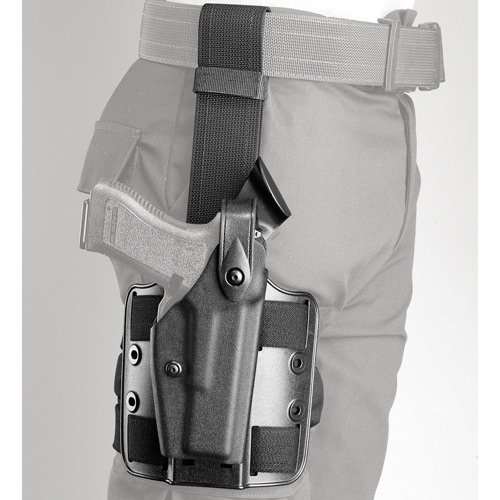 Tactical Leg Holster by Safariland in The Gunman