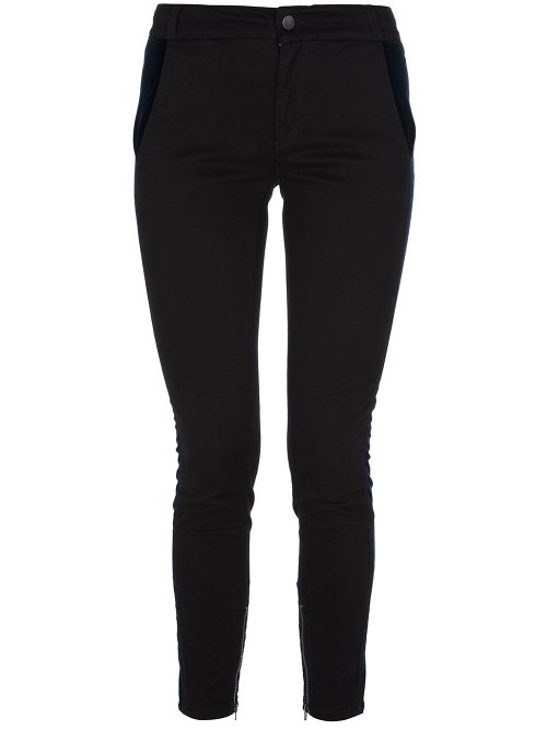 Cropped Skinny Jeans by Stella Mccartney in John Wick