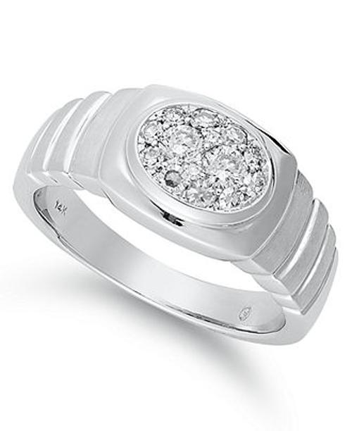 Men's Diamond Ring by Prestige Unity in The Expendables 3