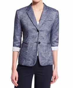 Linworth B Tierra Wash Jacket by Theory in Lethal Weapon