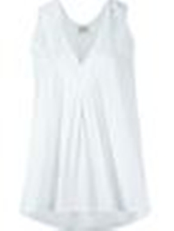 V-Neck Sleeveless Top by Forte Forte in The Women