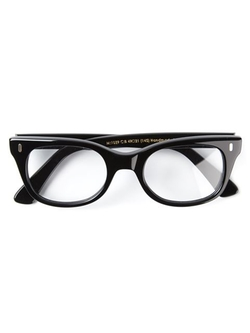 Optical Lense Glasses by Cutler & Gross in Mortdecai