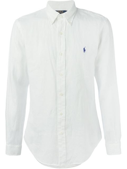 Button Down Shirt by Polo Ralph Lauren in Legend
