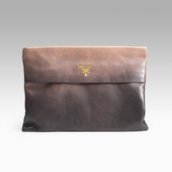 Glace Folder Clutch Bag by Prada in Sex and the City