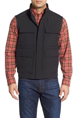 'Pemberton' Water Resistant Vest  by Cutter & Buck  in Special Correspondents