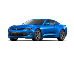 Camaro Coupe by Chevrolet in Transformers: The Last Knight