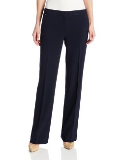 Women's Straight Leg Pant by Anne Klein in Neighbors