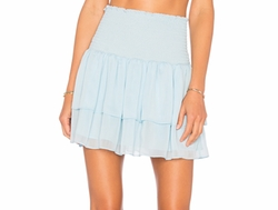 Flounce Skirt by Lovers + Friends in The Layover