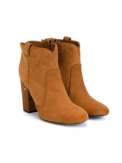 Pete Suede Ankle Boots by Laurence Dacade in Keeping Up With The Kardashians