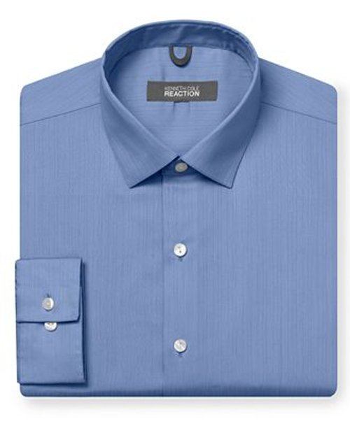 Tonal Stripe Dress Shirt by Kenneth Cole Reaction in Crazy, Stupid, Love.