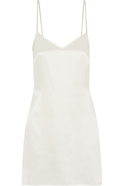 Silk Chemise by La Perla in Valentine's Day