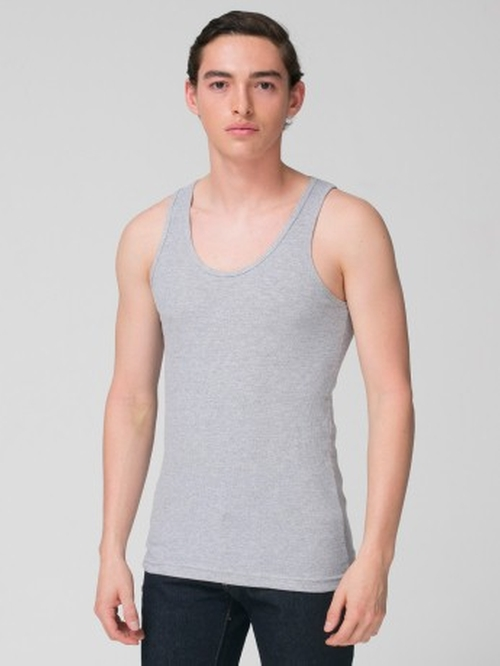 Rib Tank Top by American Apparel in 99 Homes