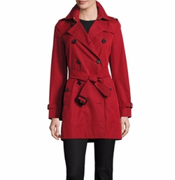 Kensington Mid-Length Trenchcoat by Burberry London in Designated Survivor