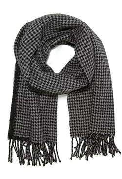 Reversible Houndstooth Scarf by 21Men in The Martian