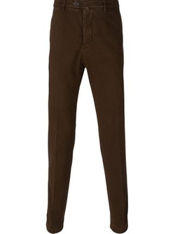 Straight Leg Trousers by Kiton in Star Wars: The Force Awakens