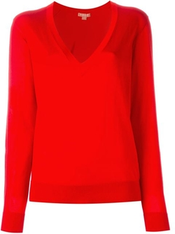 V Neck Sweater by Michael Kors in Keeping Up With The Kardashians