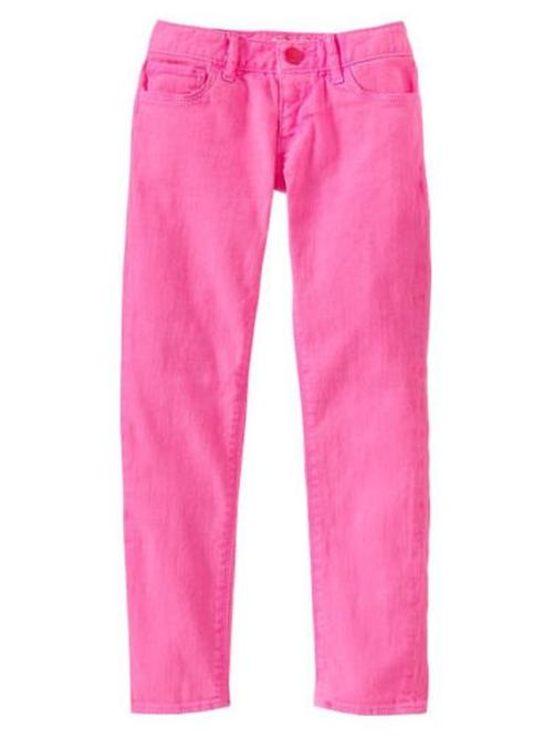 1969 Super Skinny Jeans - Bright Pink by Gap Kids in Poltergeist