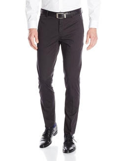 Dressy Twill Pants by Calvin Klein in Ballers