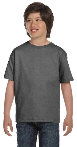 Youth  Beefy T-Shirt by Hanes in Max