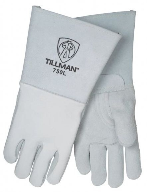 Elk Skin Welding Gloves by Tillman in Magic Mike XXL