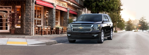 Tahoe SUV by Chevrolet in Entourage