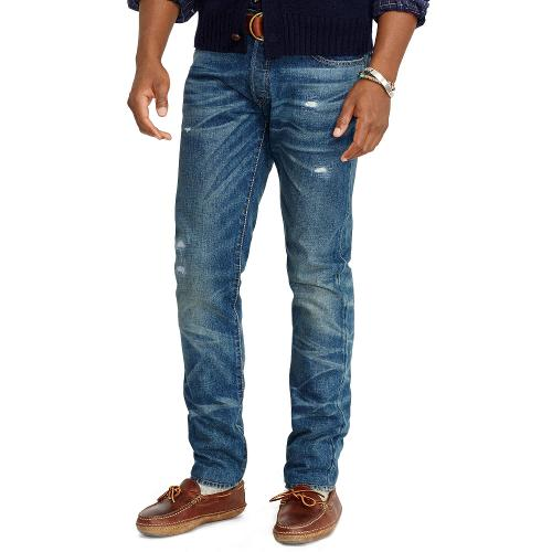 Slim-Fit Reeve-Wash Jean by Polo Ralph Lauren in Prisoners
