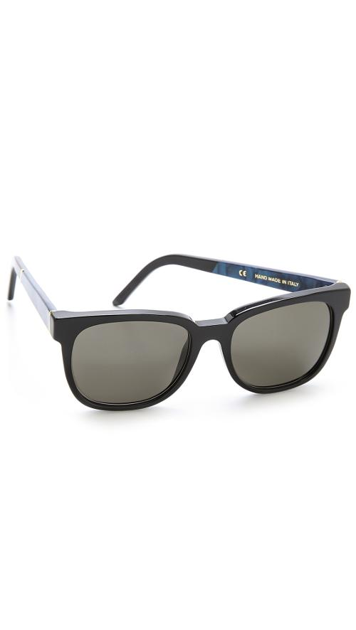 People Supremo Sunglasses by Super Sunglasses in Project Almanac