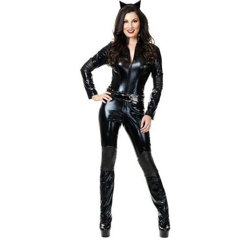 Cat Suit Too Adult Costume by Charades in Mean Girls