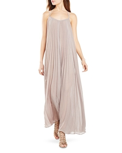 Isadona Pleated Maxi Dress by BCBGMAXAZRIA in The Neon Demon