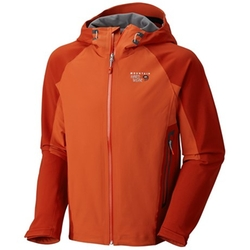 Isomer Soft Shell Jacket by Mountain Hardwear in A Walk in the Woods
