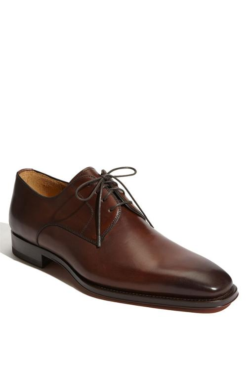 'Colo' Plain Toe Oxford by MAGNANNI in Inception