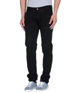 Straight Leg Denim Pants by Macchia J in Ballers