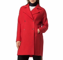 Boiled Wool Topcoat by Tommy Hilfiger in Pitch Perfect 3