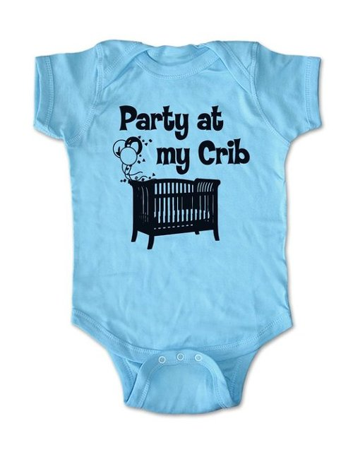 One Piece Bodysuit by Cute And Funny Kids in The Place Beyond The Pines