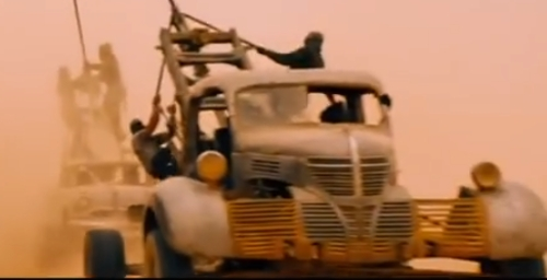 Modified 1940 Pick Up Truck by Dodge in Mad Max: Fury Road