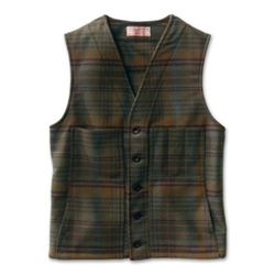 Wool Vest by Filson in Mortdecai