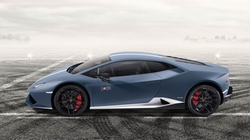 Huracán LP 610-4 Avio Supercar by Lamborghini in Doctor Strange