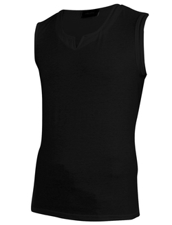 Men Solid Soft Chic Tank Top by Uxcell in Magic Mike XXL