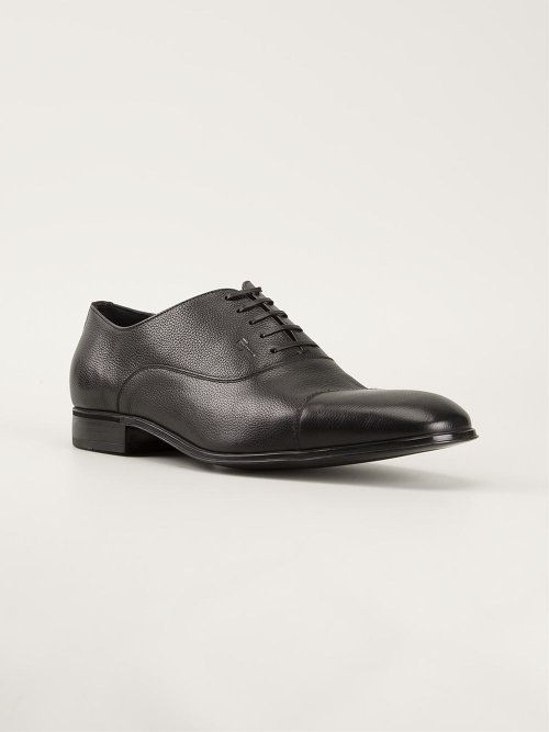 Remigio Oxford Shoes by Salvatore Ferragamo in The Other Woman