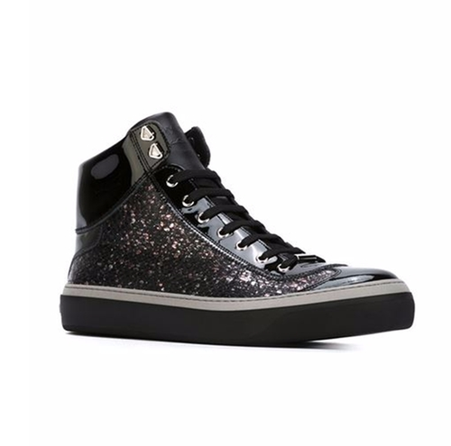 'Tokyo' Hi-Top Sneakers by Jimmy Choo in Empire - Season 2 Episode 11