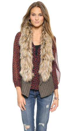 Lida Sweater Vest by BB Dakota in St. Vincent