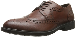 Men's Issac Banker Oxford Shoes by Hush Puppies in Unfinished Business