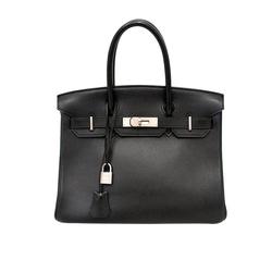 Swift Leather Birkin Bag by Hermes in Will & Grace