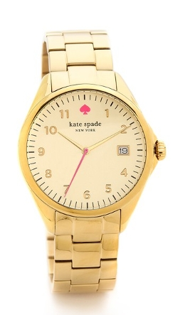Seaport Grand Watch by Kate Spade New York in While We're Young
